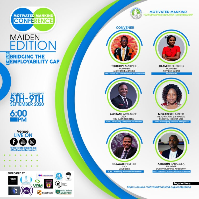 Motivated Mankind Conference